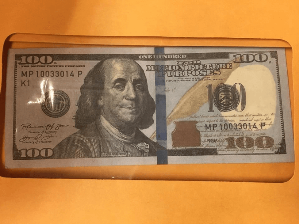 100 Dollar Bill Counterfeit Alert