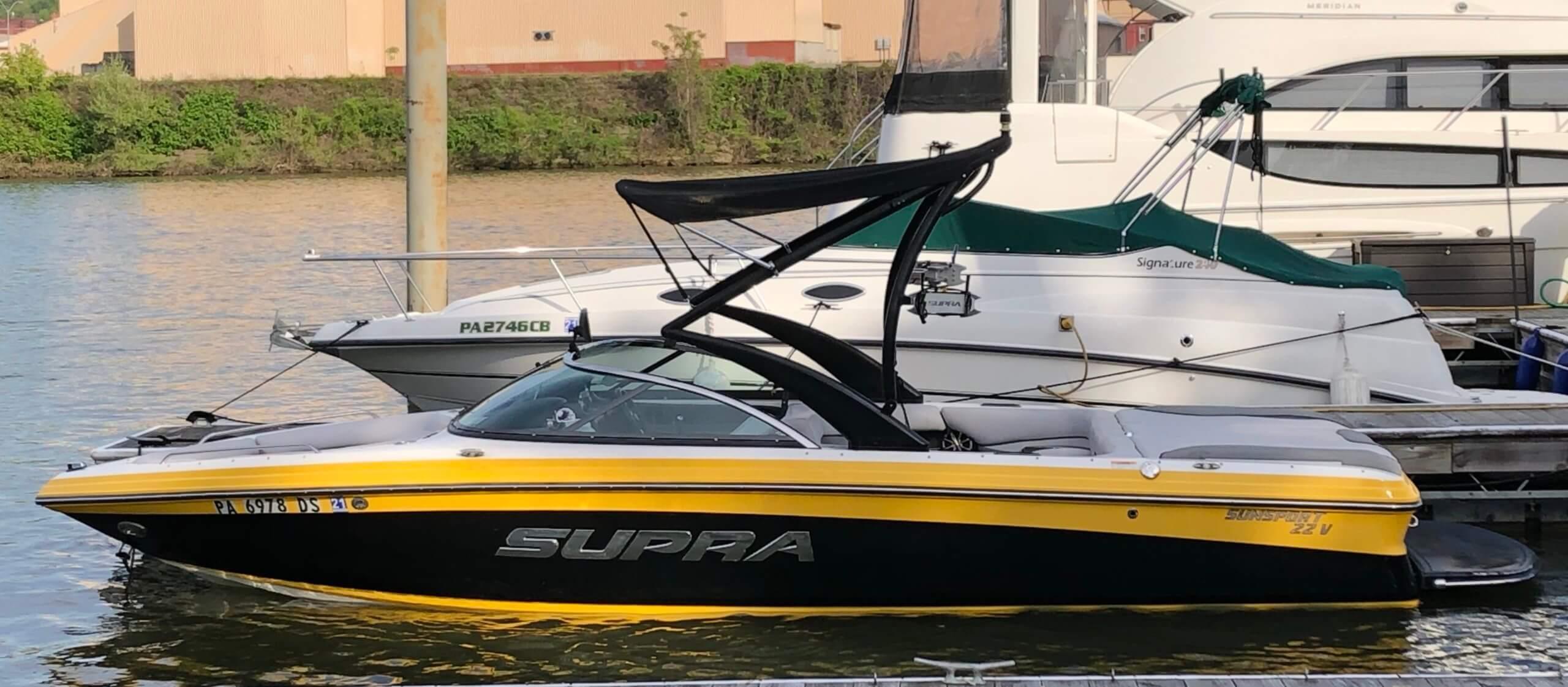 2011 Supra Sunsport 22V