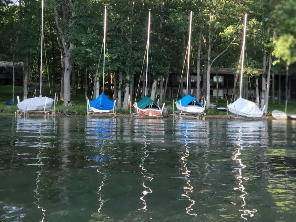 sailboats Kellie Zbignewich