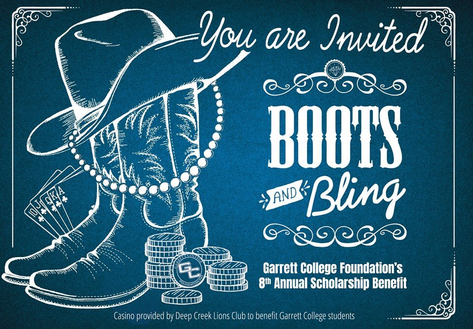 Boots and Bling Fundraiser , Deep Creek Times
