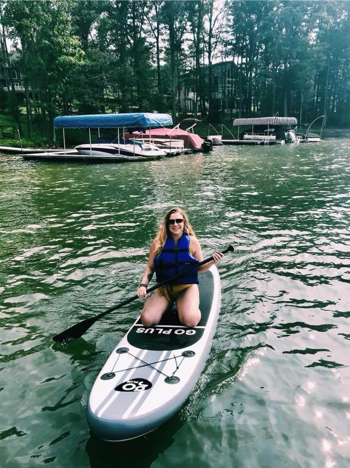 Kyra Tramontana at Deep Creek Lake, MD