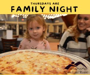 ALR Family Night