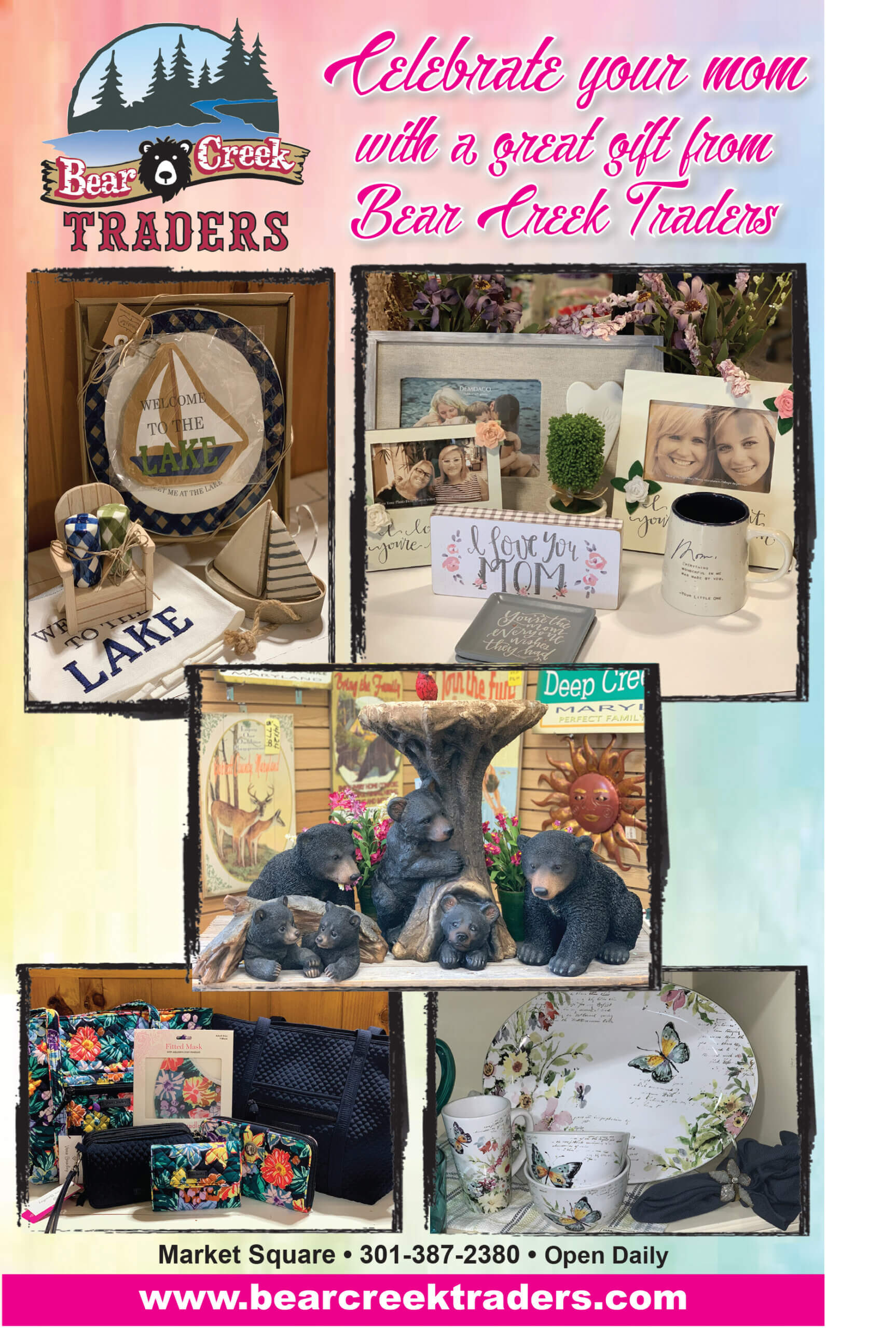 Bear Creek Traders - April 2021