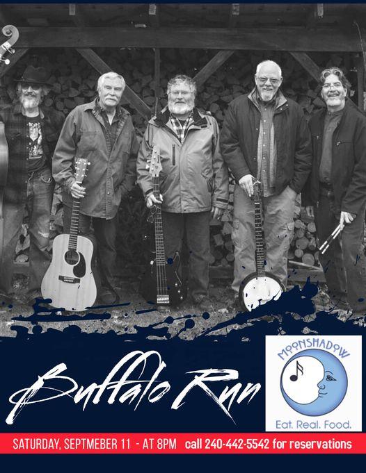 Buffalo Run at MoonShadow