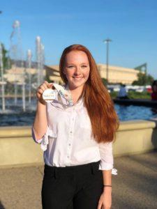 Cheyenne Biser SkillsUSA Gold CPR-First Aid