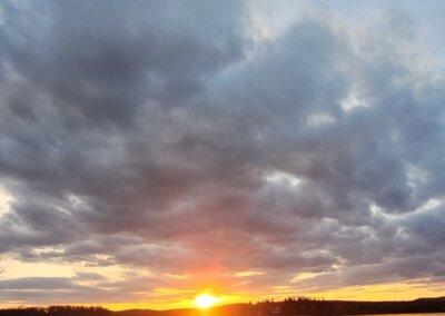 Christopher Marwood Sunset at Deep Creek Lake, MD2