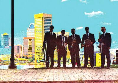 Clipper City Brass Quintet