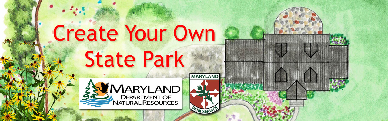 Create Your Own State Park at Home