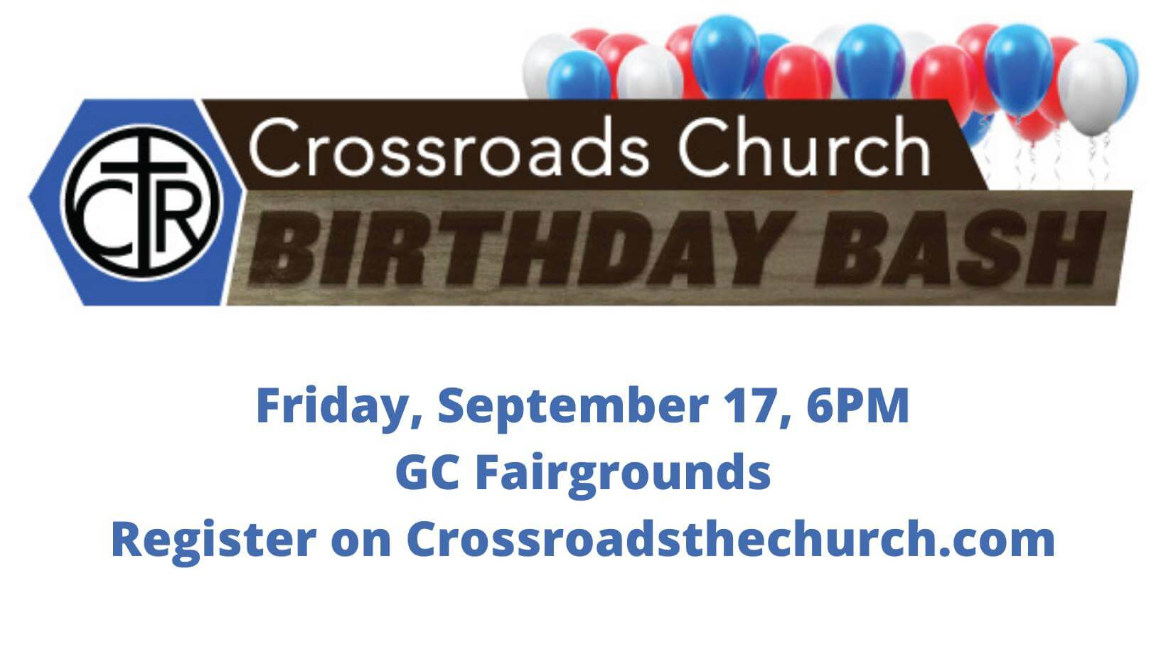 Crossroads Birthday Bash