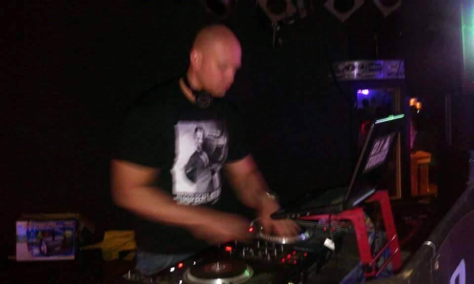 DJ Thoro at BBT!