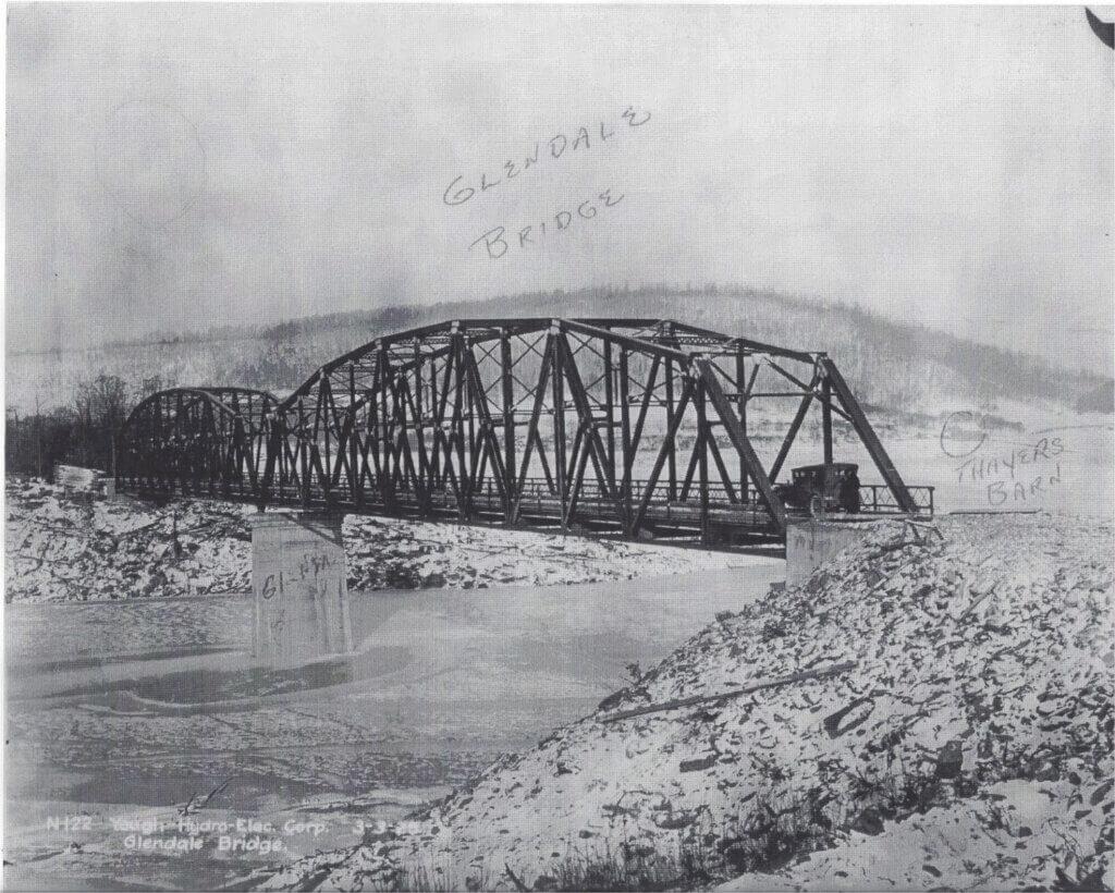 Dam Pics Taylor Made Glendale Bridge