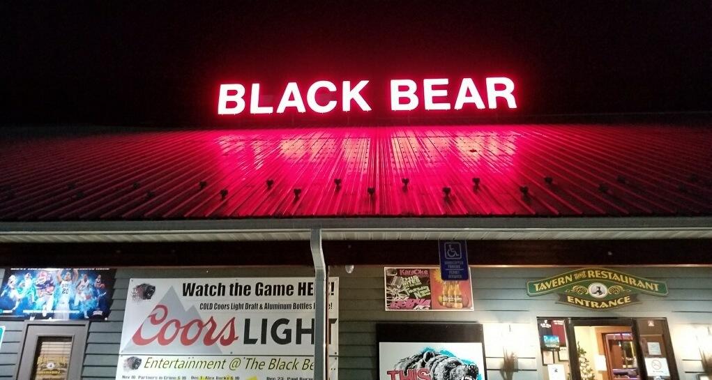 Dany Vavrek at Black Bear Tavern