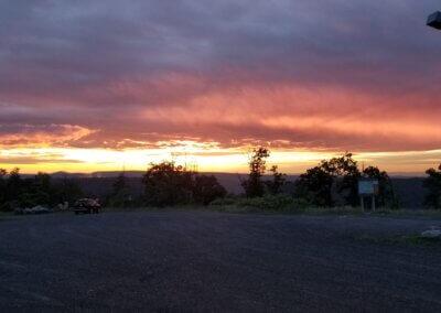 Darla Annonio Sunset2 at ASCI at Deep Creek Lake, MD