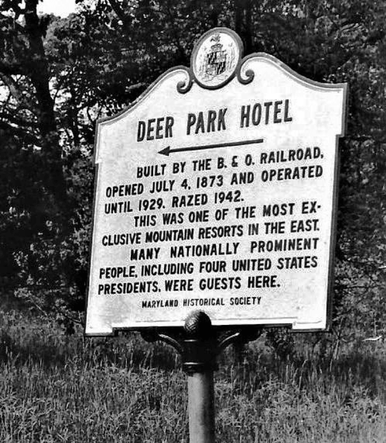 Deer Park Hotel - Al Feldstein