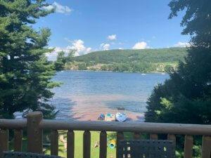 Diane Binnkley Fellers Lake View at Deep Creek Lake, MD