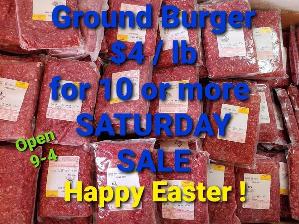 Double Oak Farm Easter Special