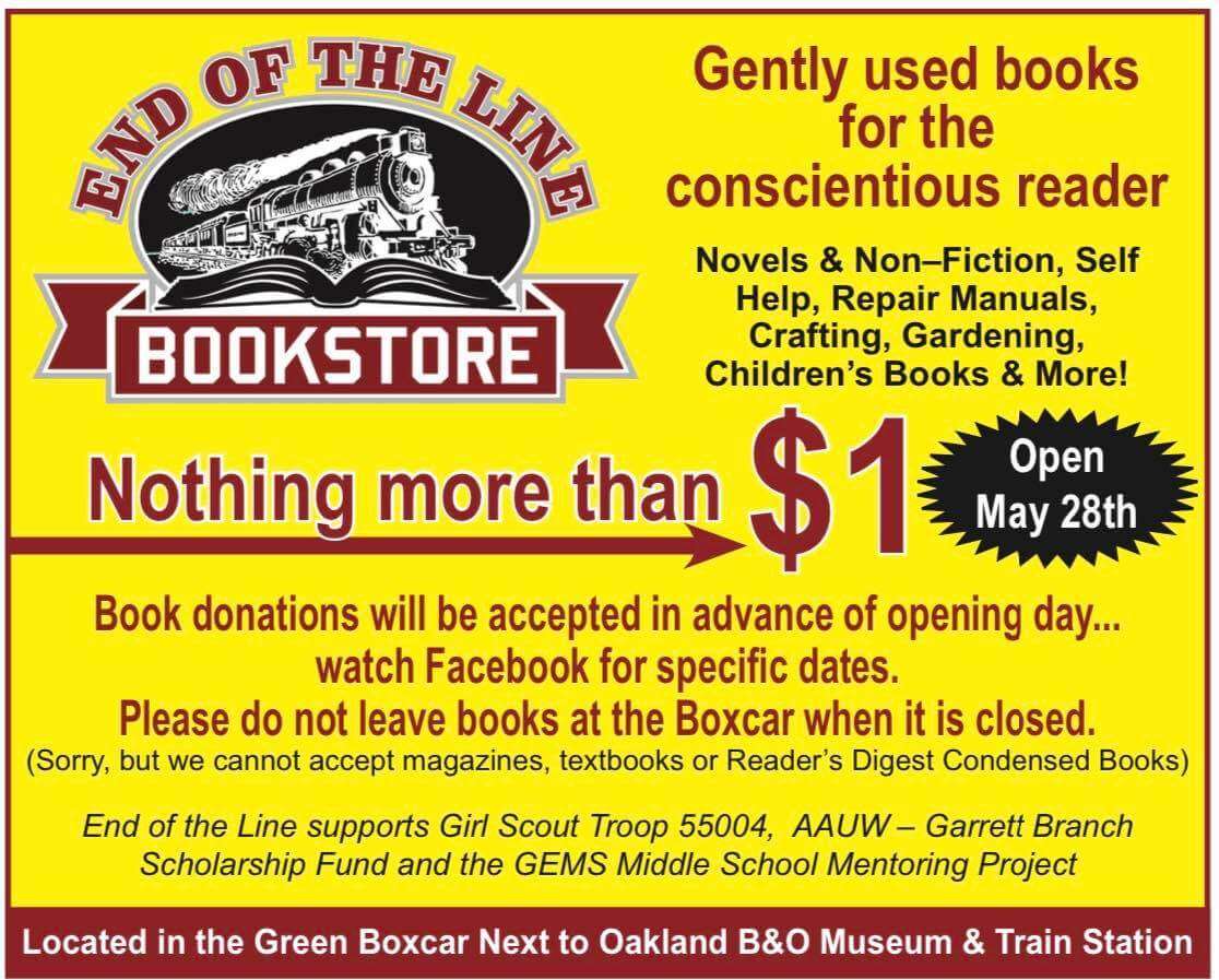 End of the Line Bookstore: Opening Day