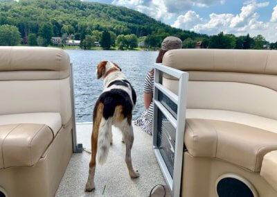 Eric Williams Dog2 at Deep Creek Lake, MD