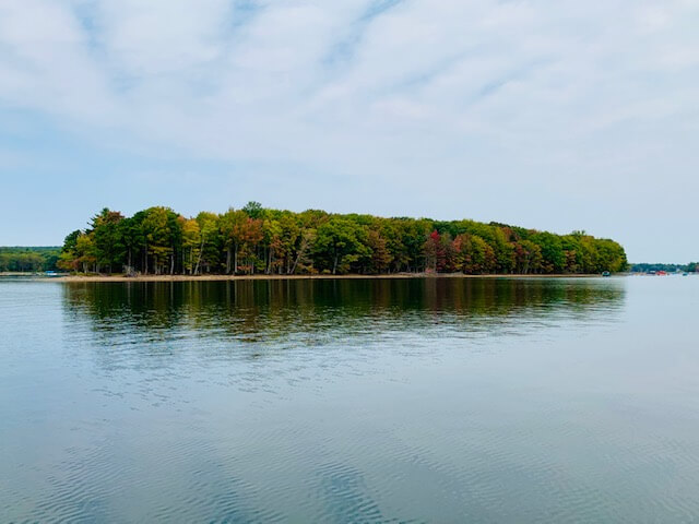 Eric Williams First Glimpse of Fall at Deep Creek Lake, MD