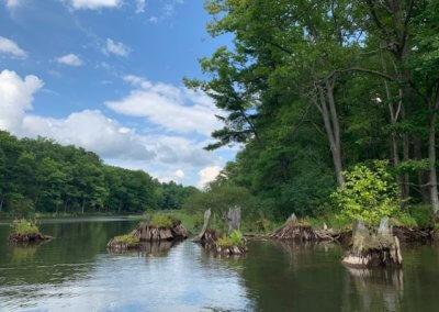 Eric Williams Lake at Deep Creek Lake, MD