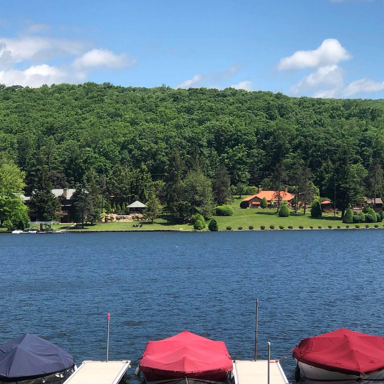 Fri-yay at Deep Creek Lake, MD