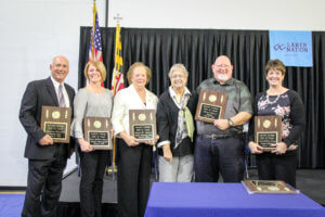 GC Athletic Hall of Fame Third Class