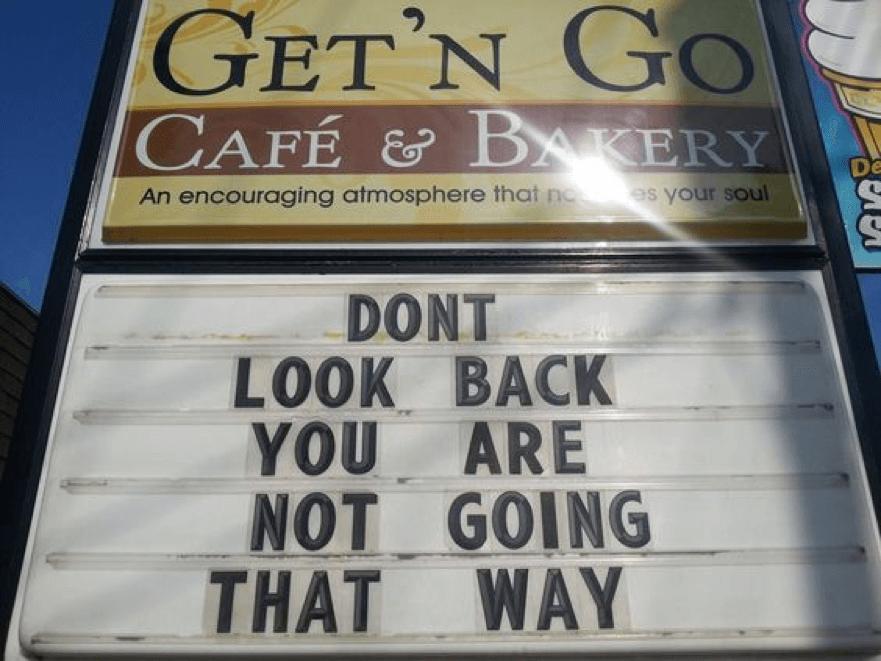 Get N Go Sign