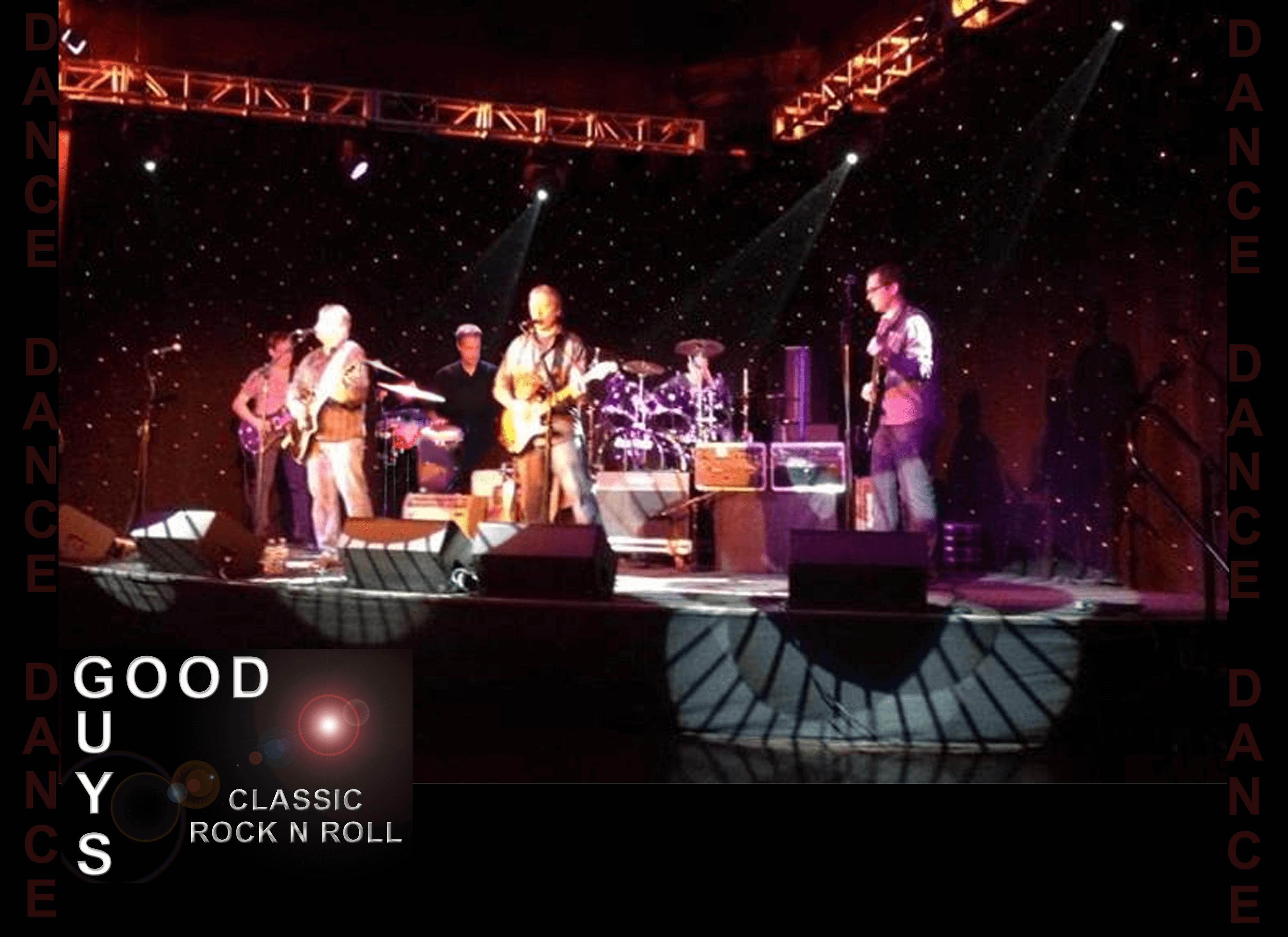 Good Guys Band at Honi-Honi Bar