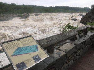 Potomac River Rain May 2018