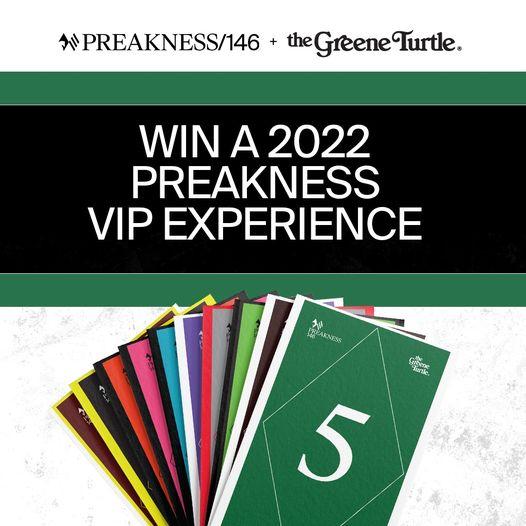 Greene Turtle - Preakness