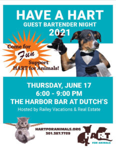 HAVE A HART Guest Bartender Night