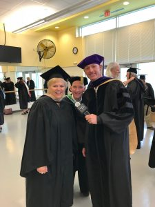 Garrett College Graduation