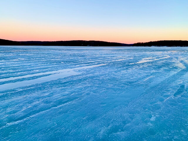 lake ice 3-8-21 eric williams
