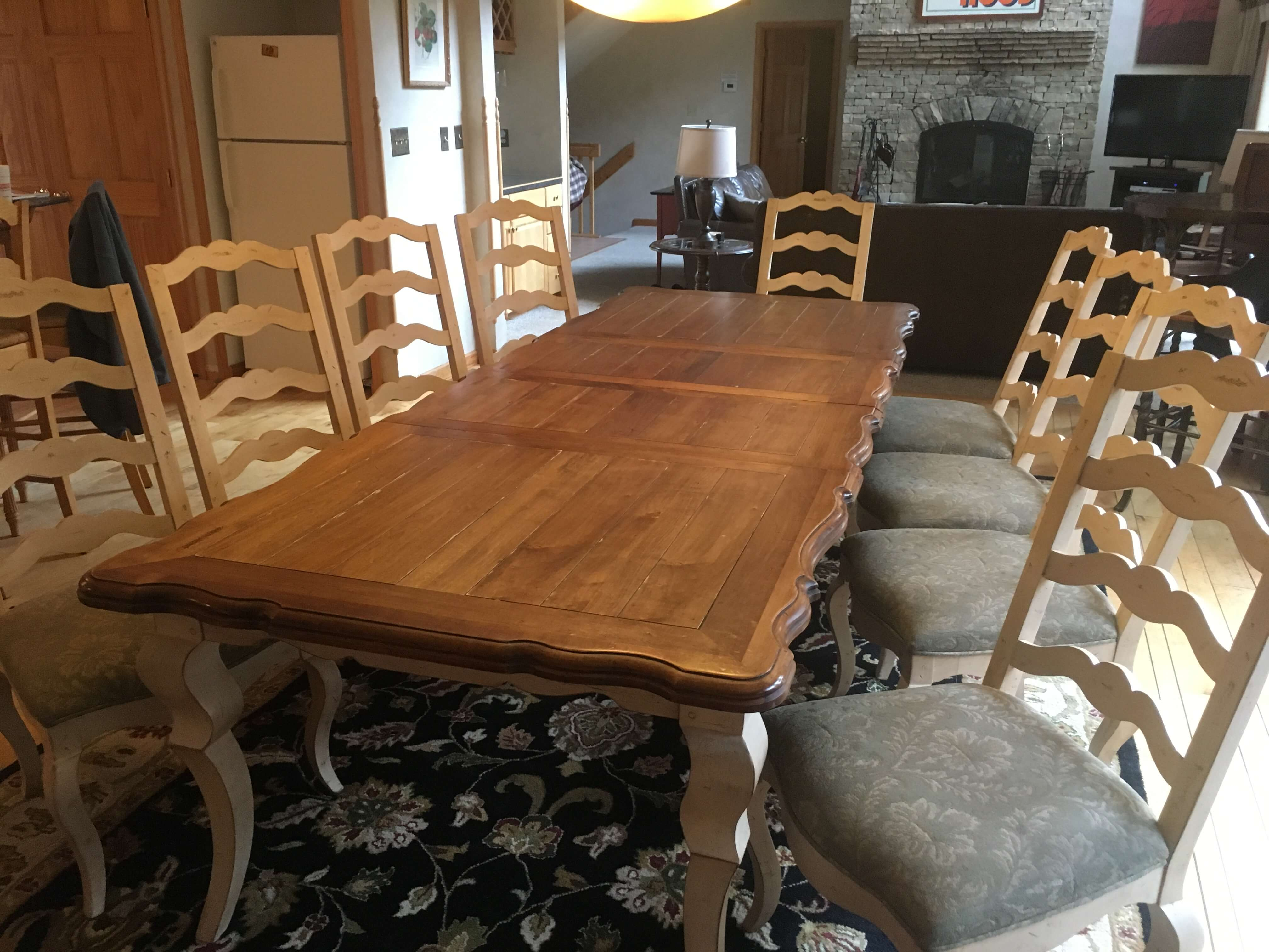 dining table for sale - deep creek times