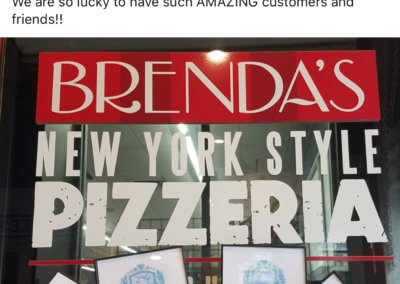 Brenda's Pizzeria People's Choice
