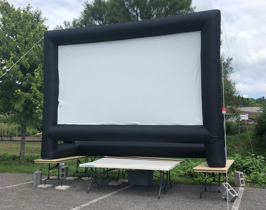 Oakland Pop-up Movies