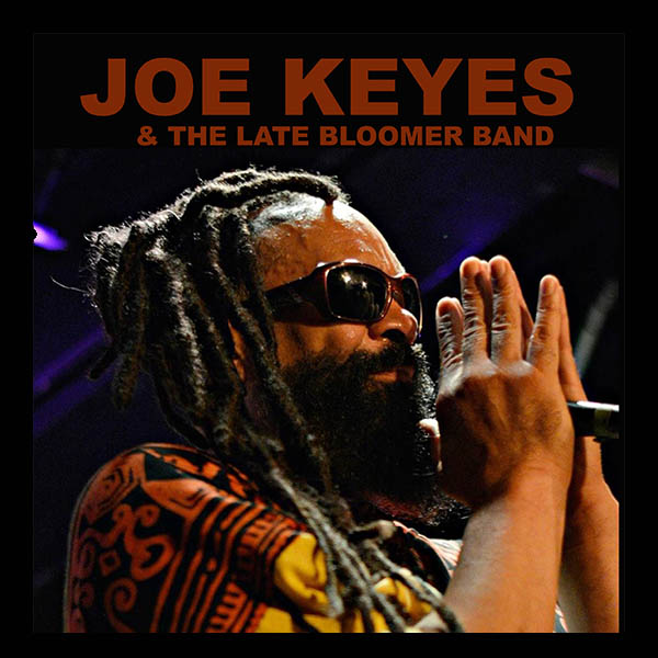 Joe Keyes & The Late Bloomer Band at MoonShadow