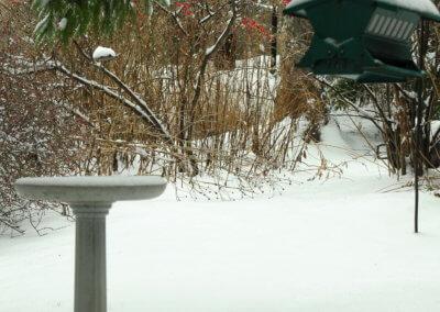 Joe Vitek First Snowfall at Deep Creek Lake, MD