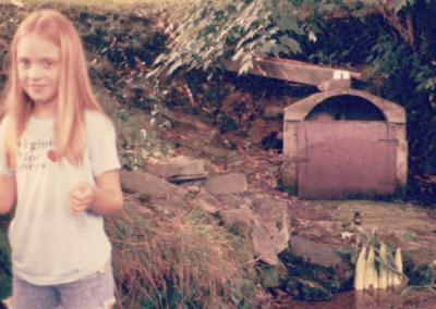 Julie C Dalton Childhood at Deep Creek Lake, MD
