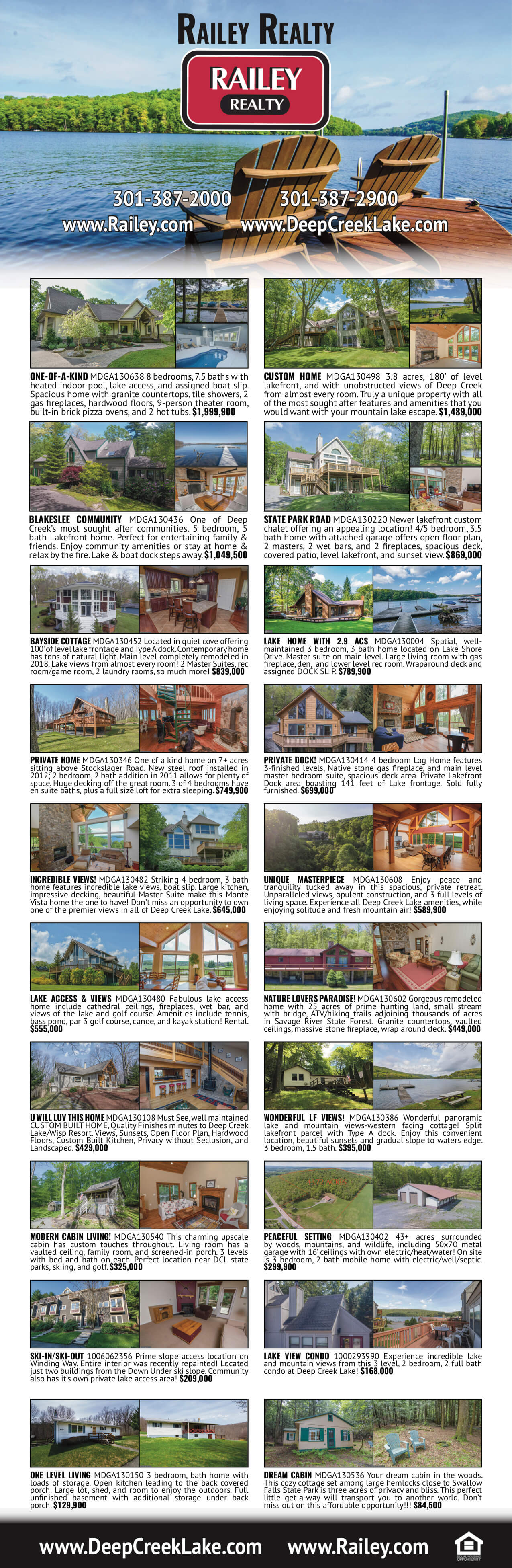 Railey Realty June 2019