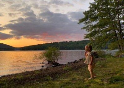 Lauren Petraglia Sunset at Deep Creek Lake, MD
