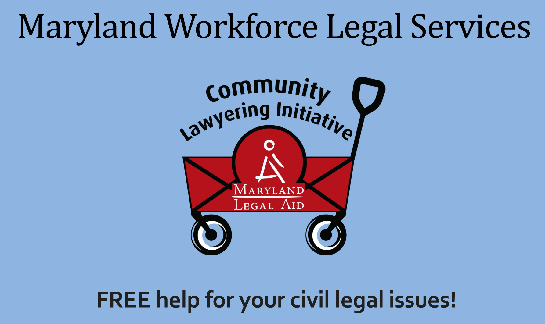 Lawyer in the Library (Free Legal Aid Clinic)
