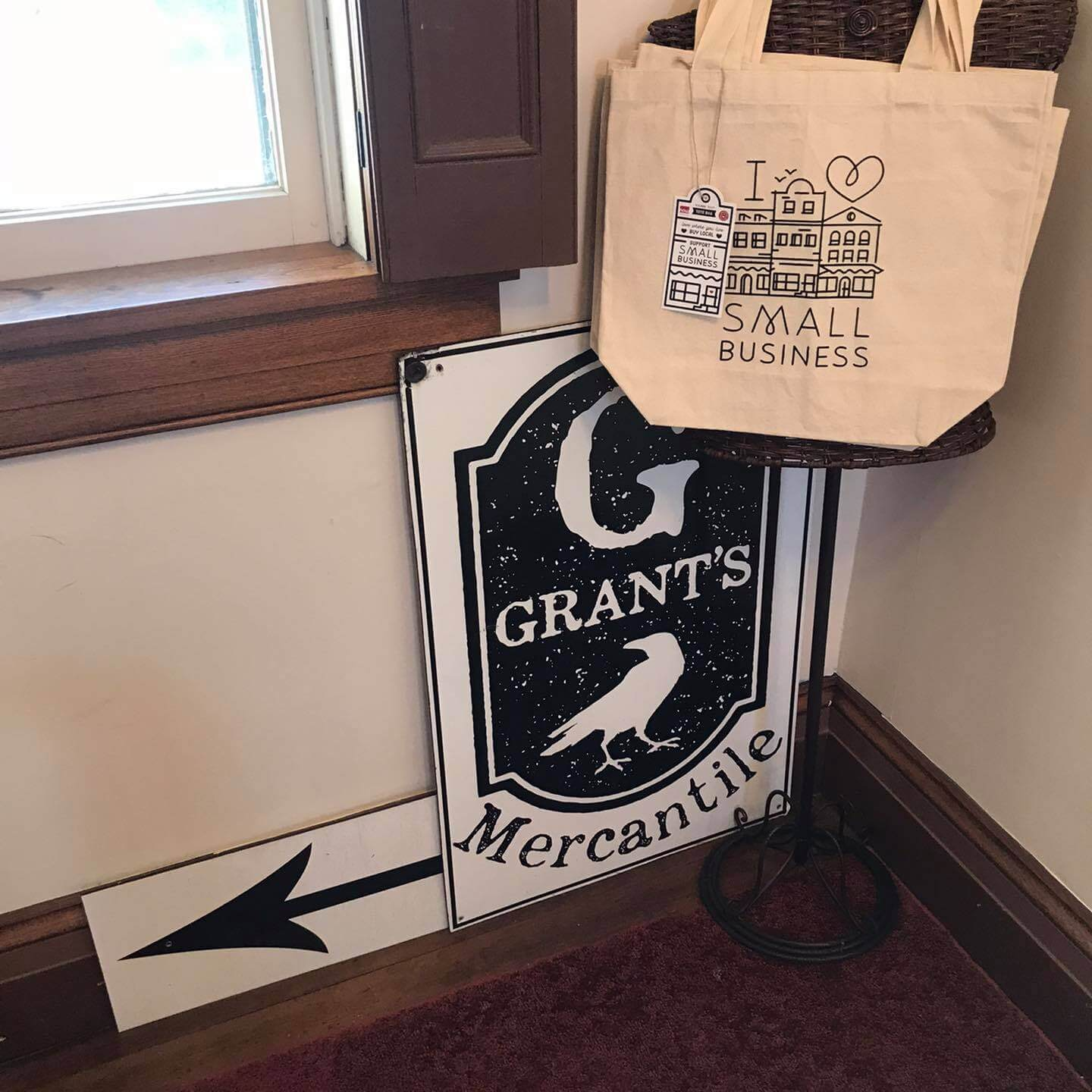 Little Crossing Pantry & Grant's Mercantile Pop-up Shop: Labor Day Weekend Schedule