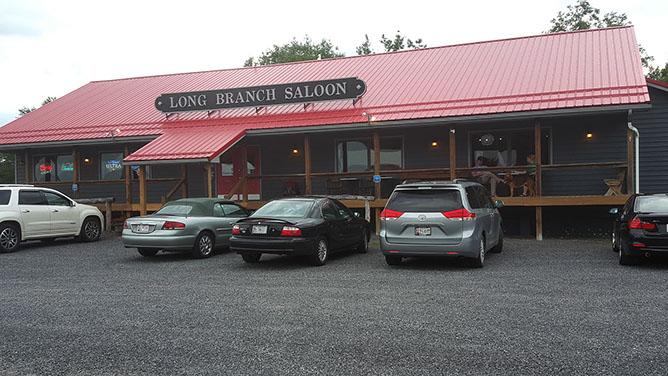 The Long Branch Saloon Celebrates Twenty Five Years