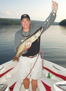 Mick's Biggest Fish - Pike