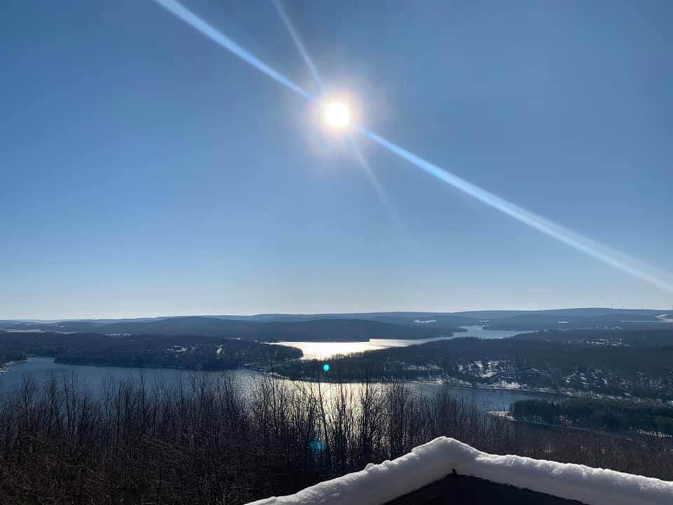 Marvin Geovany Mejia Views at Deep Creek Lake, MD