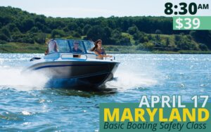 Maryland Basic Boating Course