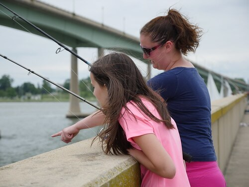 Maryland License-Free Fishing Days Offered in June and July
