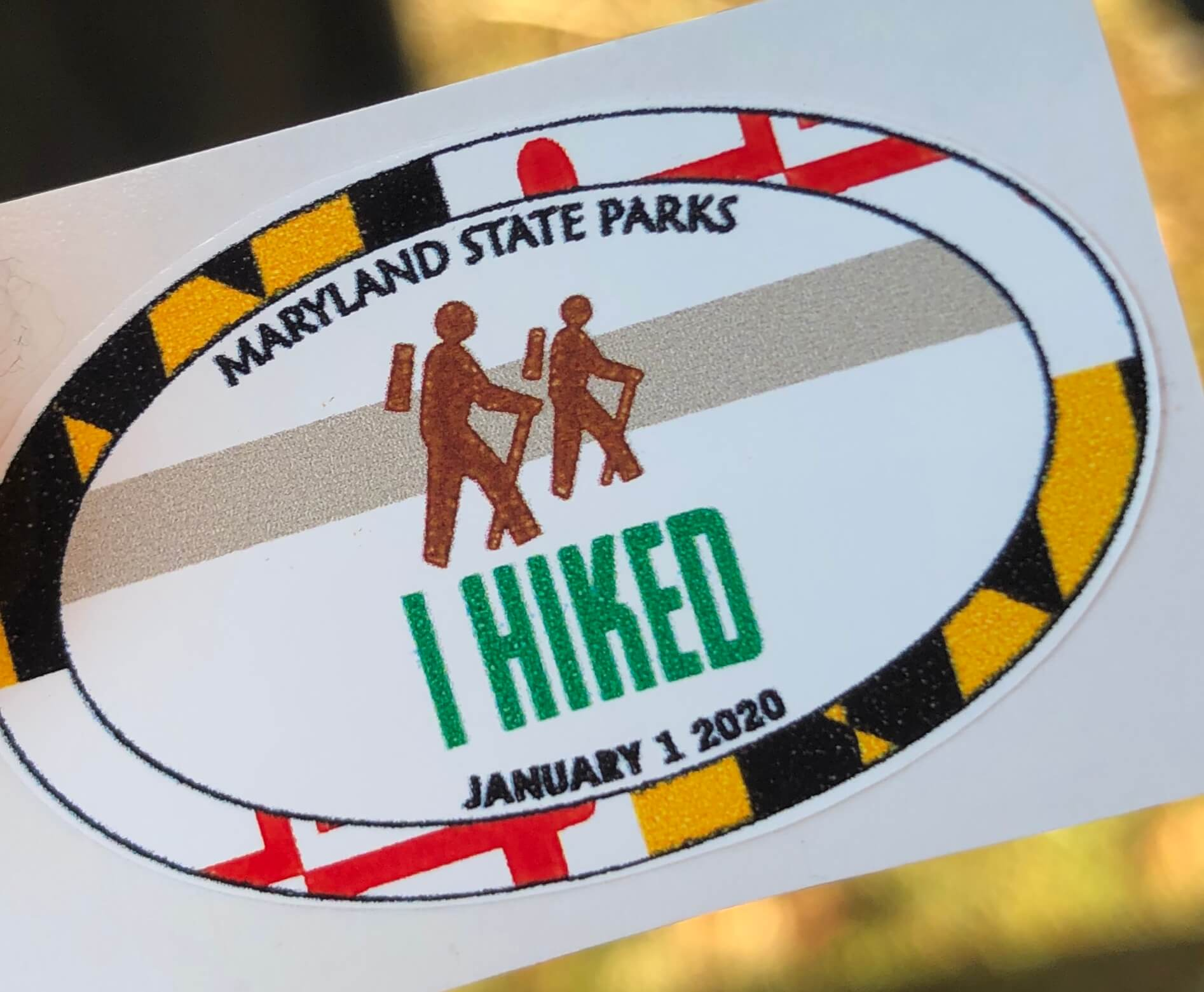 Maryland State Parks First Day Hike