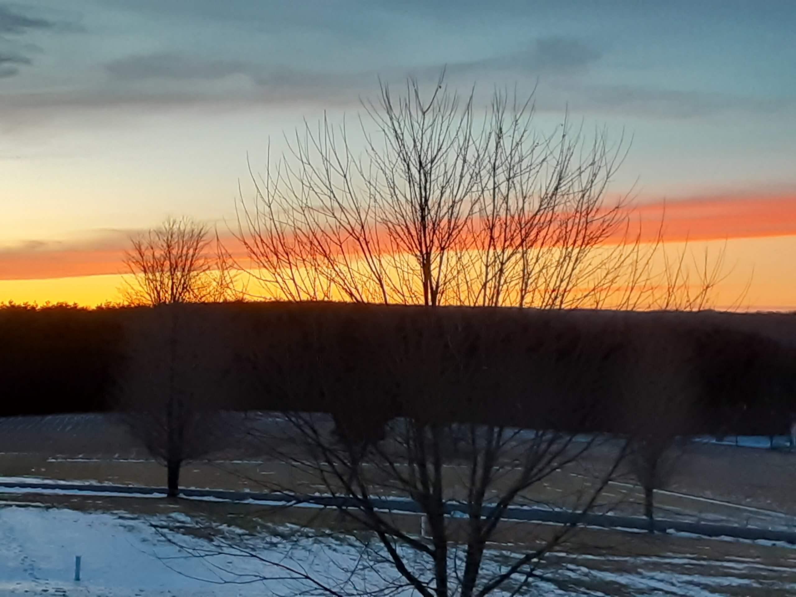 Mike Tilley Sunset at Deep Creek Lake, MD
